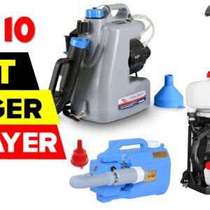 Top 10 Best ULV Fogger Sprayer in 2021