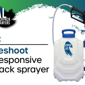 Troubleshoot An Unresponsive TIDAL Backpack Sprayer