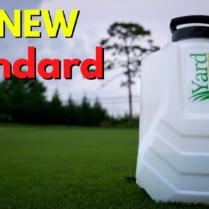 Yard Mastery Backpack Sprayer Review - The NEW Top Dog
