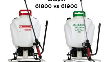 Chapin 61800 vs Chapin 61900 Backpack Sprayer Guide