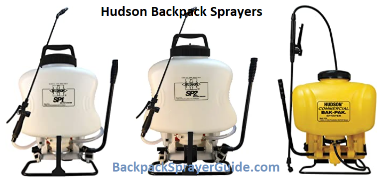 Hudson backpack sprayers comparison and review