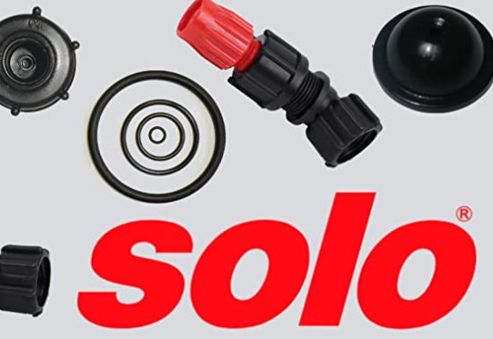 Solo sprayer parts for 475 backpack sprayer and more