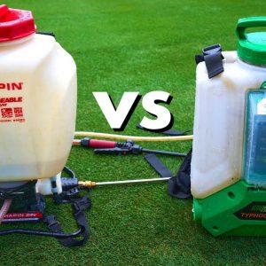 Backpack Sprayer Comparison - Petra HD 4000 Sprayer Alternatives