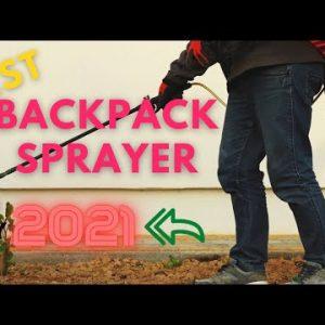 Best Backpack Sprayer To Buy In 2021