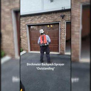 Birchmeier Backpack Sprayer