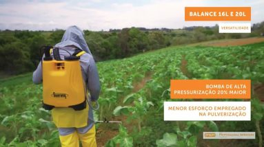 Guarany's Balance Backpack Sprayer 20L