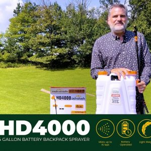 PetraTools HD4000 Starter Guide | How To Use The Best Backpack Sprayer (2021)