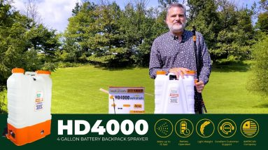 PetraTools HD4000 Starter Guide   How To Use The Best Backpack Sprayer (2021)