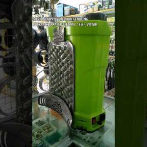 Mesin Semprot Gendong Elektrik Backpack Sprayer Electric 16Ltr; Vistar #shorts