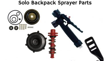 solo 475 backpack sprayer parts - complete list